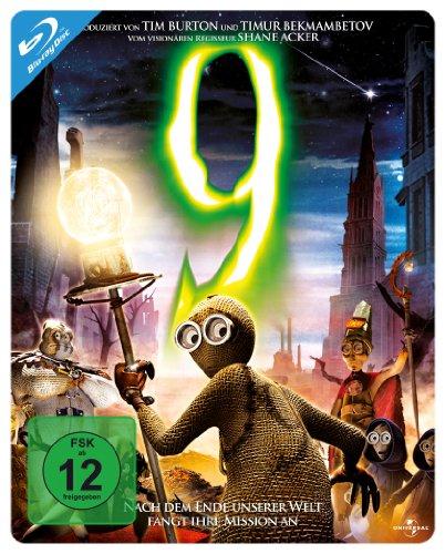 # 9 – Steelbook [Alemania] [Blu-ray] 51AovT9U5EL