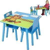 Preisvergleich für Infantastic Truhenbank Kindersitzgruppe Kindermöbel für das Kinderzimmer (Model 1)