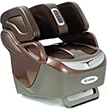 #8: Powermax Fitness Indulge IF-868 leg, foot and knee massager with heat, foot rollers and vibration