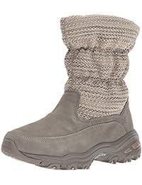 Mujer Botas Complementos es Y Zapatos Para Skechers Amazon OXq4RX