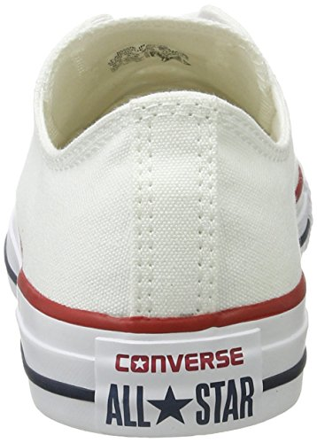 Converse Converse Sneakers Chuck Taylor All Star M7652, Unisex-Erwachsene Sneakers, Weiß (Optical White), 43 EU (9.5 Erwachsene UK) - 2