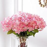 Beata.T La sala da pranzo emulazione tabella fiore fiori di seta Fiori artificiali Mini Hydrangea3Support/raggio singolo