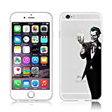 NEW Cartoon Disney Coque souple en TPU Transparent pour Apple iPhone 6/6S & 6 +/6 + S, plastique, JOKER .1, APPLE IPHONE 6/6S