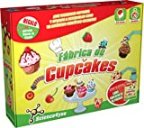 Science4you-Fábrica de Cupcakes Juguete científico y Educativo Stem 488325
