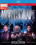 Shakespeare: Henry IV Part 1 & 2 (Royal Shakespeare Theatre, Stratford-upon-Avon, 2014) [Blu-ray]