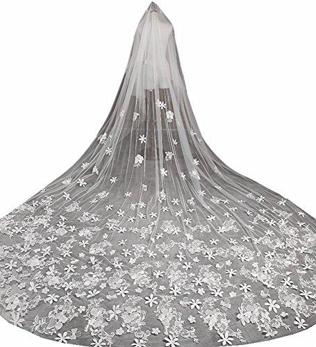 Snow Lotus Damen Kleid One size Gr. One size, beige (Bridal White Snow)