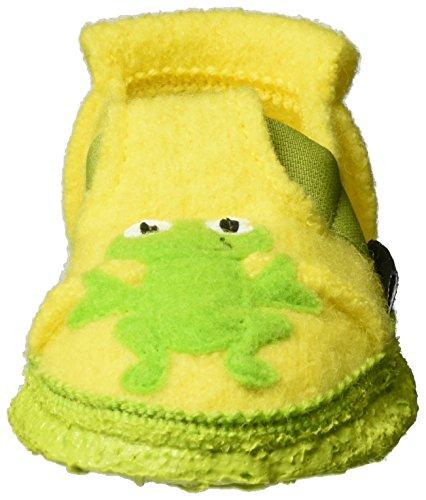 Nanga Jungen Funny Frog Flache Hausschuhe Gelb (gelb / 74)
