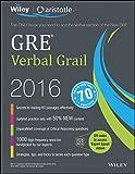 Wiley's GRE Verbal Grail 2016