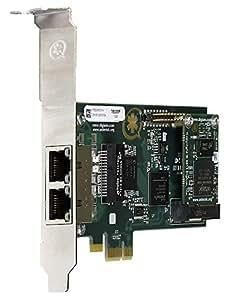 Digium 1TE235F Interne Ethernet carte et adaptateur réseau - cartes et adaptateurs réseau (Avec fil, PCIe, Ethernet)