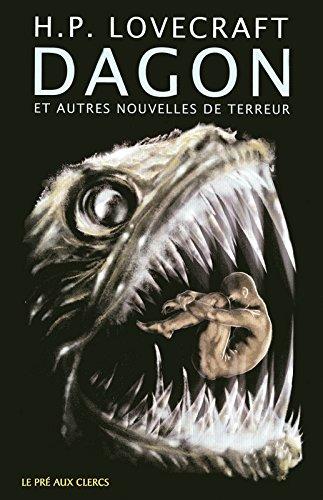 Dagon par Howard Phillips LOVECRAFT