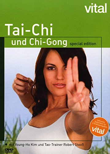 Tai Chi & Chi Gong mit Young-Ho Kim und Robert Stooß [Special Edition] (Chi Tai Film-dvd)