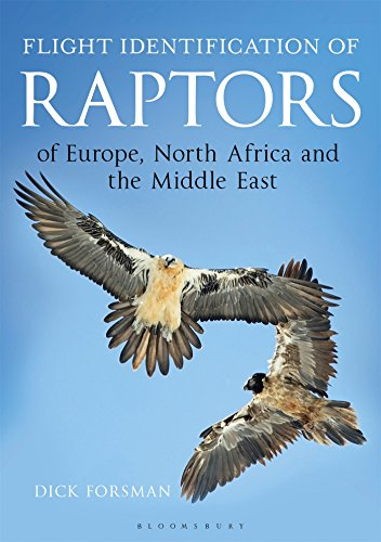 Flight Identification of Raptors of Europe, North Africa and the Middle East (Helm Identification Guides) Raptor Red Hot Serie