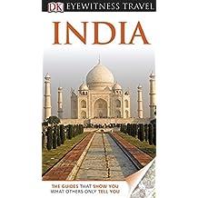 DK Eyewitness Travel Guide: India