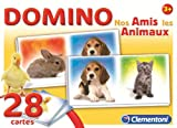 CLEMENTONI Domino Nos amis les animaux