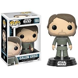 Funko Pop Galen Erso (Star Wars 186) Funko Pop Rogue One (Star Wars)