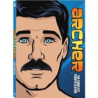 Archer: The Complete Season 4 by H. Jon Benjamin