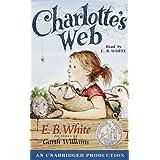 Charlotte's Web (Bantam audio cassette) by E.B. White (1991-11-01)