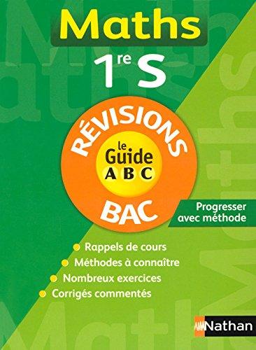 Maths 1e S : Révisions