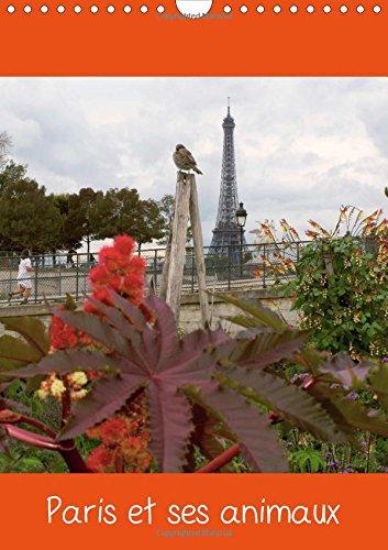 Paris et ses animaux 2015: Photos de Paris avec ses oiseaux, ses chiens, vus avec humour, par Capella MP.