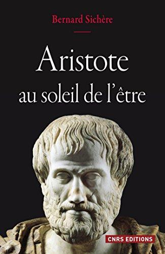 Aristote au soleil de l'tre