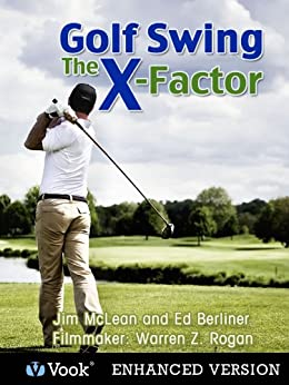 Golf Swing: The X-Factor I par [McLean, Jim, Vook]