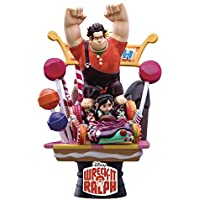 Beast Kingdom Toys Wreck-It Ralph D-Select PVC Diorama 14 cm Disney Dioramas