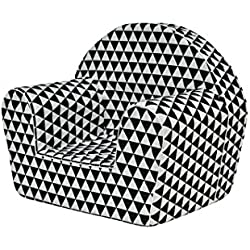 MoMika chaise enfant | fauteuil | Siège de canapé | Tabouret pour les enfants | Meubles pour enfants | 0-4 ans |