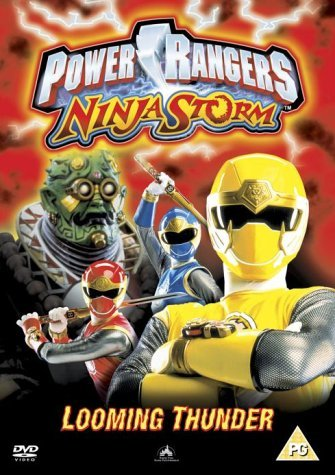Power Rangers Ninja Storm: Looming Thunder [DVD] by Pua Magasiva