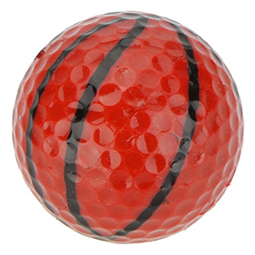 HERME Golf Übungsbälle für Innenbereich/Außenbereich Training, Basketball (Entfernung Golfbälle)