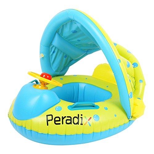 Peradix Aufblasbares Kinderboot Beach Sommer Hingucker für Wasserspaß