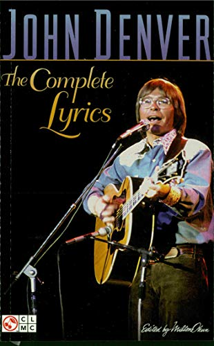 John Denver: The Complete Lyrics (English Edition) eBook: Denver ...