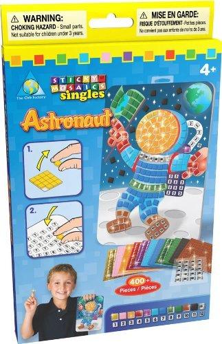 Orb Factory-orb63061-Mini Mosaik-Astronaut