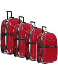4 Trolley-Koffer
