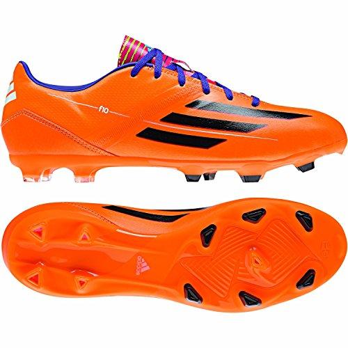 adidas F10 Trx Fg, sneaker homme Orange
