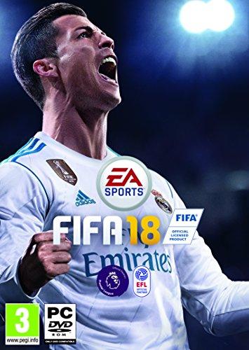 Spiele PC DVD ROM FIFA 18 (USK 0) - PEGI Englisch