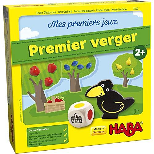 Haba 3592 - Mes premiers jeux, Mon premier verger
