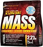 PVL Mutant Cookies and Cream Weight Gainer Powder 2.27kg