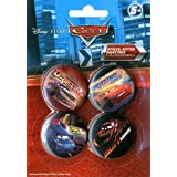 Cars - Button Set Drift (in 10,5 cm x 14,5 cm)