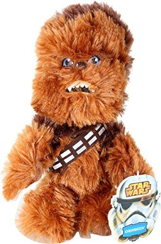 Star Wars Joy Toy 1400608 17 cm Star Wars Chewbacca Velboa Velvet Plush Soft Toy