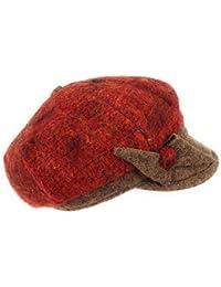 Amazon.es  boina roja - Boinas   Sombreros y gorras  Ropa 25fa6460d66