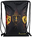 Pole Star 11Litres Polyester Multicolor Drawstring Bag