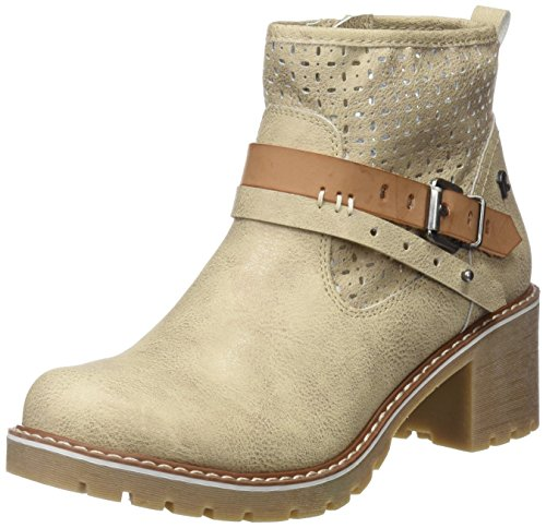 Refresh 64221, Bottes Classiques Femme Or (Oro)
