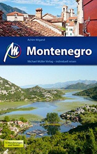 Reiseführer: Montenegro - Müller Verlag