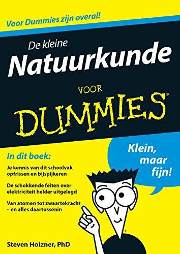 Descargar Libro De kleine natuurkunde voor Dummies de Steven Holzner