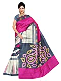 #9: Winza Designer Cotton Saree with Blouse Piece