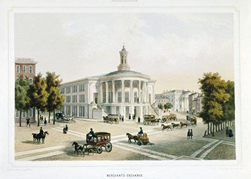 london-stock-exchange-19th-c-artistica-di-stampa-9144-x-6096-cm