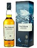 Talisker Single Malt Whisky 10 Years Old + GB 45,8% Vol. 0,7 l