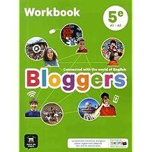 Anglais 5e A1-A2 Bloggers : Workbook