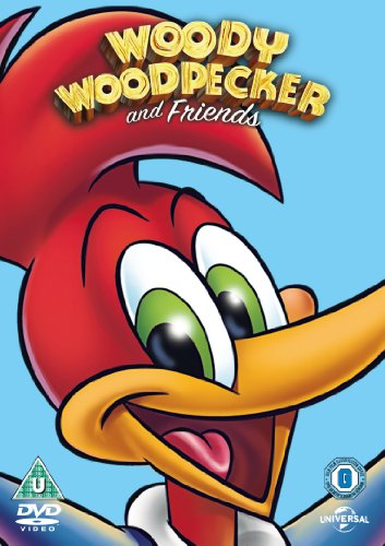 Woody Woodpecker And His Friends: Volume 1 [Edizione: Regno Unito]