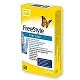 Freestyle Precision 45-D Teststeifen Sensoren Originalware (100-er pack)